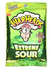 Warheads Extreme Sour Hard Candy 28g Bag  American Sweets from American Goodies