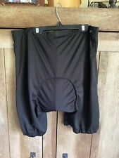 Unisex biking shorts size Xl by Canan