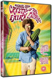 Crystal Fairy and the Magical Cactus DVD (2014) Michael Cera, Silva (DIR) cert