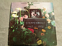 STEPPENWOLF - REST IN PEACE Original Vinyl LP 1972 DUNHILL RECORDS DSX-50124 EX