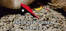 5 LBS PAPUA NEW GUINEA UNROASTED GREEN COFFEE BEANS - ARABICA