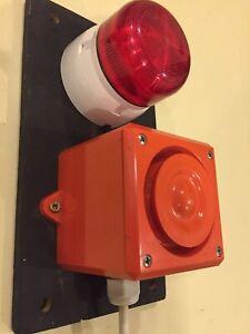 Yodalarm YA30/N/RF Alarm Sounder & Light.CLIFFORD AND SNELL