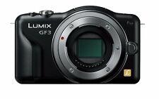 Panasonic Mirrorless Single-Lens Camera Lumix Gf3 Body Esprit Black Dmc-Gf3-K