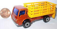 1976 MATCHBOX Superfast #71 Cattle Truck