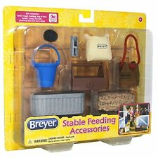 Breyer Classics Stable Feeding Accessories Set - 8 Piece (No. 61075)