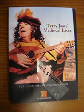 TERRY JONES MEDIEVAL LIVES EMMY DVD 2EPS  HISTORY MIDDLE AGES ENGLAND Alchemist