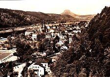 Bad Schandau , Ansichtskarte