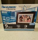 NEW NEDIGITAL PICTURE FRAME  PANIMAGE PI90001DW0 9