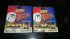 JOHNNY LIGHTNING SPEED RACER 2000 MACH 5 & MACH 5 STOCK CAR