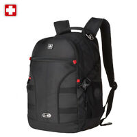"Swiss 15"" Waterproof Laptop Backpack Travel School Backpack Shoulder Bags SW9016"