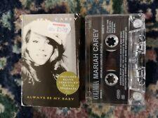 MARIAH CAREY - ALWAYS BE MY BABY - MUSIC CASSETTE