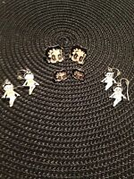 Betty Boop Collection of FOUR Earring Sets