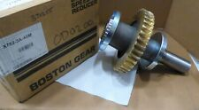 Boston Gear Speed Reducer Output Shaft Sub Assembly X752-3A-40M