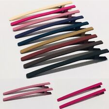 4 * Slim Concorde Hair Grip Aligator Crocodile Beak Clip Hair Clips Accessories