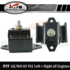 OEM Engine Mount Front Left To Fit Nissan Patrol Y61 GU 4.8L TB48DE New