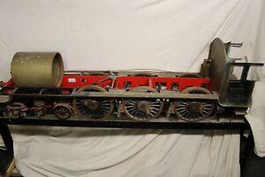 """7 1/4"""" King George V locomotive project for completion"""