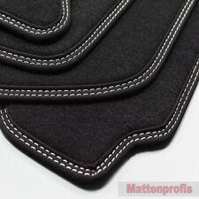 Fußmatten Doppelnaht si für Porsche Cayenne II ab Bj. 2010-2018 von Mattenprofis