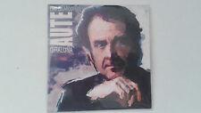 """LUIS EDUARDO AUTE """"GIRALUNA"""" CD SINGLE PROMO 1 TRACK"""
