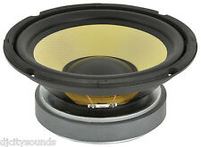 "Qtx High Power 8"" 20cm Driver Woofer 8 ohm 250w with Aramid Fibre Cone"