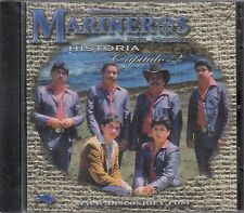 Los Marineros Del Norte La Historia Capitulo 2 CD New Nuevo sealed