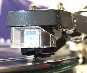 Micro-Acoustics MA 282e Cartridge Nude Elliptical Upgrade MM Input Unique Piezo