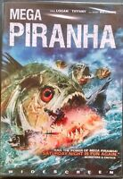 Mega Piranha (DVD, 2010) New, Tiffany Williams, Barry Williams, Paul Logan
