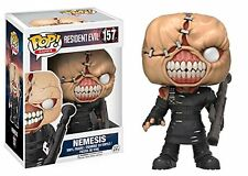 Funko Pop! Games: Resident Evil The Nemesis 157 11755