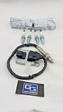 BMW Nox Sensor 1er E81 E82 E87 3er E90 E91 1178 7587130 Lambdasonde 4x Zündkerze