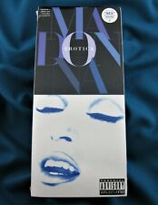 MADONNA RARE SEALED EROTICA LONG BOX CD LONGBOX US 1992