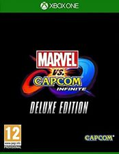 Digital Bros Marvel VS Capcom Infinite Deluxe per Xbox One Versione inglese sott