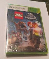 LEGO Jurassic World <New~Sealed> Great Game Free S&H (Microsoft Xbox 360, 2015)