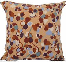 """MISSONI HOME PILLOW COVER ACTION COLLECTION COTTON 16x16"""" HERRINGBONE MAGGIE 148"""