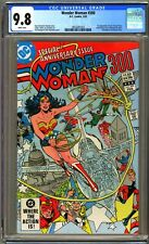 WONDER WOMAN #300 - CGC 9.8 WHITE NM/MT - 1st FURY LYTA TREVOR 1983