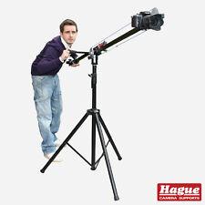 Hague Camera Crane Kit, Junior DSLR Camcorder Jib with Boom Stand & Tilt (K2WS)