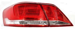 *NEW* TAIL LIGHT LAMP & GARNISH (LED) SUIT TOYOTA AURION GSV40 2009 - 2012 LEFT