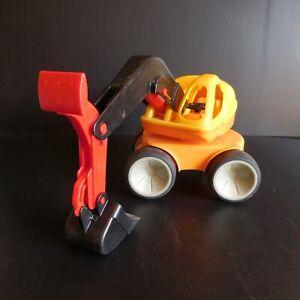 Pelleteuse jouet mécanique GOWI vintage REG design GRAZ made in GERMANY N5114