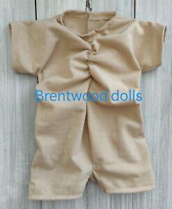 "Reborn Doe Suede Toddler Body~ 30-31"" Dolls~ 3/4 Limb Flesh ( not 3yr old June)"