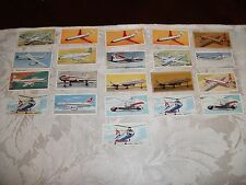 LYONS TEA CARDS - WINGS ACROSS THE WORLD