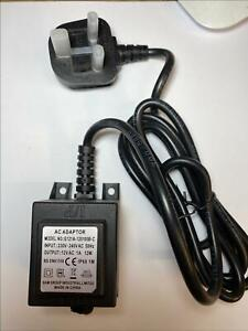 Outdoor Waterproof IP64 12V AC 5VA AC/AC Adaptor YMACT-1200050 for Water Feature