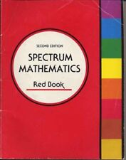 Spectrum Mathematics, Red Book