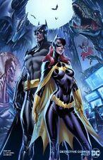 Detective Comics #1027 Nm Cover C J Scott Campbell Batgirl Variant 9/15 Presale