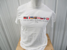 Vintage Usta The U.S. Open Flushing Meadows 1996 Medium T-Shirt Pete Sampras Nwt