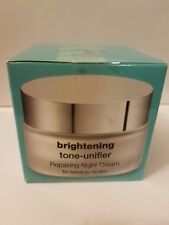 BTU  Brightening Tone-Unifier Repairing Night Cream, 1.7 oz (50ml)