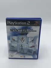 RTL Winter Games 2007 (Sony PlayStation 2, PS2, OVP)