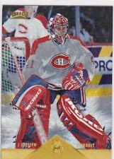 MINT! 1996-97 PINNACLE NO. 142 JOCELYN THIBAULT MONTREAL CANADIENS