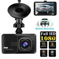 HD 1080P Car DVR Vehicle Camera Video Recorder Dash Cam Night Vision 3.0 inch