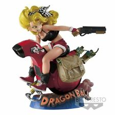 BANPRESTO DRAGON BALL DRAGONBALL Z SCULTURES LUNCH RUSSO COLOR VER. LIMITED