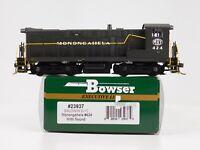 HO Bowser 23937 MRY Monongahela S-12 Diesel Switcher #424 DCC & Sound