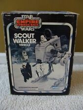 Star Wars Vintage Scout Walker/AT-ST MIB w/Insert Boxed Complete NICE