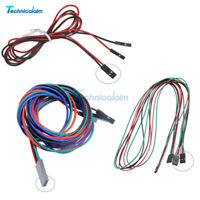 70cm 1/2/5/10PCS Female To Female 2Pin/3Pin/4Pin Jumper Dupont Cable for Arduino